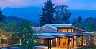 Topnotch Resort - Stowe - Outdoor view