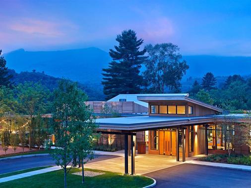 Topnotch Resort - Stowe - Outdoor view