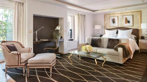 Four Seasons Hotel des Bergues Geneva - Geneva - Living room