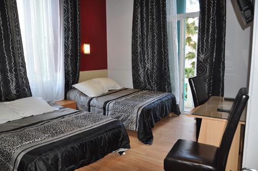 Hotel Carlone - Nice - Bedroom