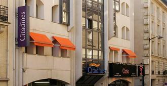 Citadines Trocadéro Paris - Paris - Building
