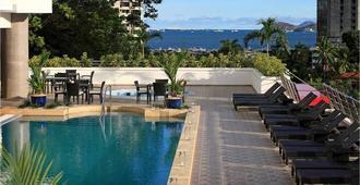 Marriott Executive Apartments Panama City, Finisterre - Panama City - Pool