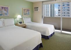 Ambassador Hotel Waikiki - Honolulu - Bedroom