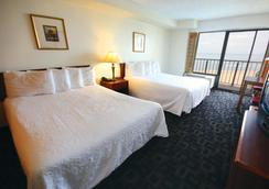 Surfbreak Oceanfront Hotel, an Ascend Hotel Collection Member - Virginia Beach - Bedroom