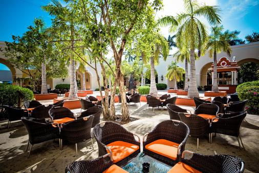 Valentin Imperial Maya - Adults Only - Playa del Carmen - Patio