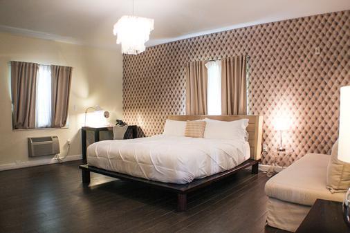 The New Hotel Miami - Miami Beach - Bedroom