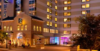 Moonrise Hotel - St. Louis - Building