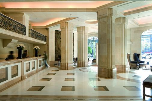 Majestic Hotel & Spa Barcelona - Barcelona - Front desk