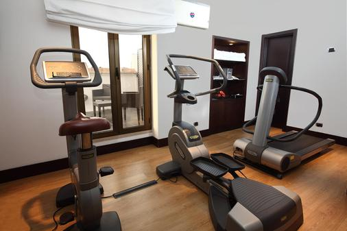 Starhotels Business Palace - Milan - Gym