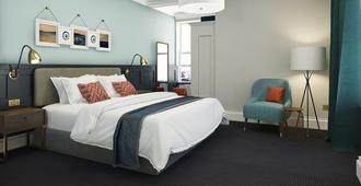 Perle Oban Hotel - Oban - Bedroom