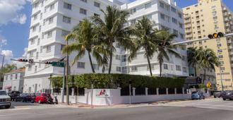 Red South Beach Hotel - Miami Beach - Building