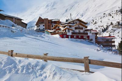 Obergurgl hotels